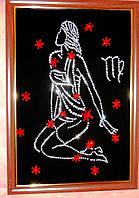 Алмазная картина Знак зодиака Дева