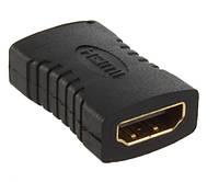 Cоединитель HDMI M/M (мама/мама)