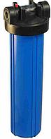 """Фильтр для воды Колба Вig Вlue 20"""" 1"""" в комплекте ключ, крепление"""