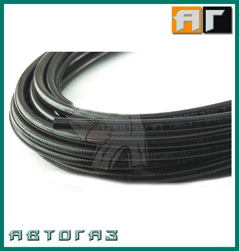 Термопластиковая трубка Faro 6 mm для газобалонного оборудования (ГБО)