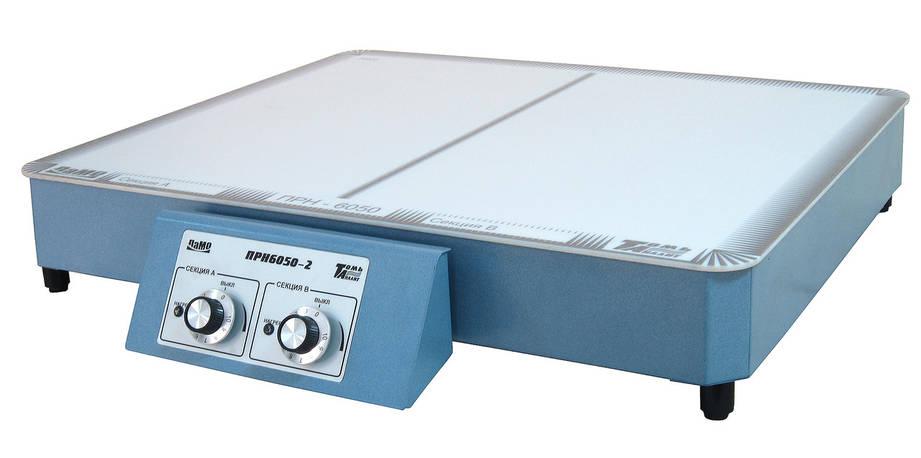 Плита нагревательная ПРН-6050-2, фото 2