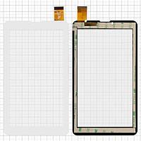 Touchscreen (сенсорный экран) для Mystery MID-713G, 30 pin, оригинал (белый)