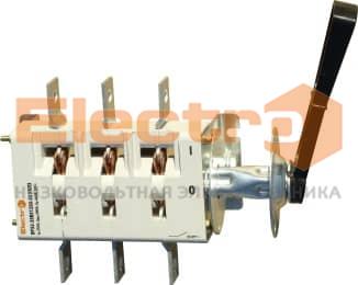 Рубильник ВР32 розривною — Electro™