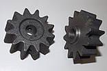 Шестерня к бетономешалке Ростех 12 зубов, фото 3