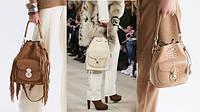 Як вдало поєднувати різні жіночі сумки з одягом та взуттям?