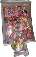 Игрушка+конфета Кукла мини