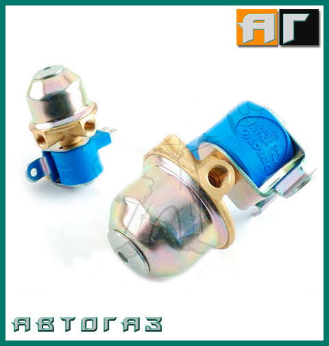 Електромагнітний клапан газу Lovato FI6 (6 mm)