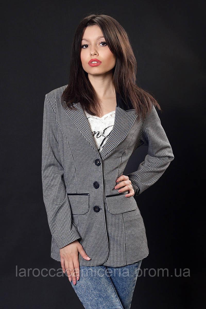 4389813960106 Пиджак женский трикотажный. Код модели Ж-30-27-16.: продажа, цена в ...