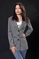 Пиджак женский трикотажный. Код модели Ж-30-27-16.