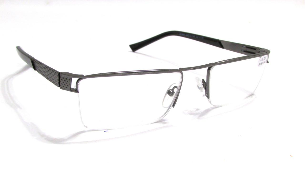Очки с белой линзой