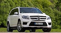 Обвес AMG на Mercedes-Benz GL W166