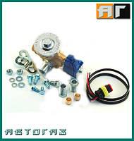 Электромагнитный клапан газа Valtek FL8 (8 mm)