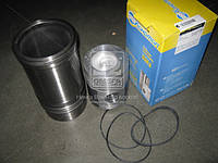 Гильзо-комплект ЯМЗ 236,238 (ГП на 5 кол с рассек.+упл.кольца) п/к (МД Конотоп). 236-1004008-Б5