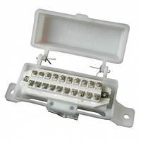 Коробка распределительная телефонная КРТМ-10х2