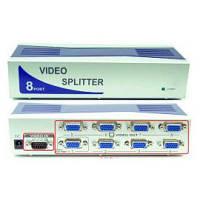 Разветвитель VGA на 8 портов GEMBIRD (GVS128)