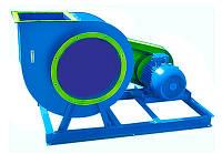 Відцентровий вентилятор ВЦ 4-75 №12,5 з дв. 4 кВт 1000 об./хв