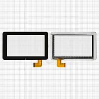 Сенсорный экран (touchscreen) для Orion TP700, 36 pin, черный, оригинал