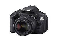 Фотоаппарат Canon EOS 600D Kit 18-55 DC III, официал
