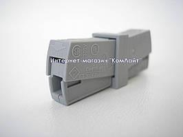 Клемма для подключения светильников WAGO 224-201 на 2 провода 0,5-2,5mm2 (Германия)