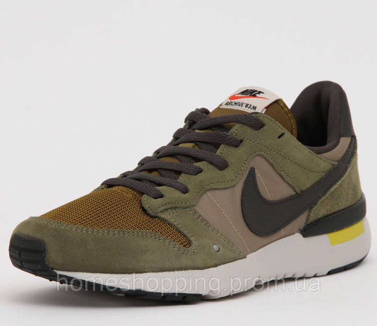 Кроссовки Nike Archive ´83.M Medium Olive
