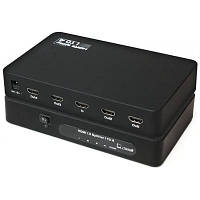 Разветвитель Viewcon HDMI Splitter 4 порта, 3D (VE401)