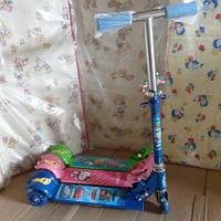 Самокат детский для малышей 3- колесный