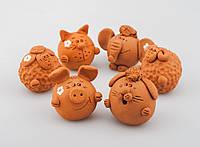 Глиняные игрушки ручной работы, фото 1