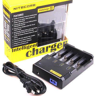 Зарядное устройство для аккумуляторов Intellicharge i4