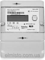Счетчик MTX 1G10.DH.2L2-OED4 день-ночь, A±, 220В 5-100А, реле вкл/откл нагр., датчики, зеленый тариф