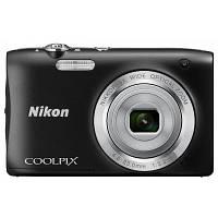 Фотоаппарат Nikon Coolpix S2900, черный