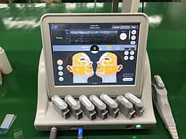 Аппарат HIFU-III - 6 картриджей для лица и тела
