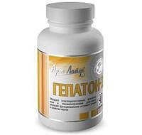 Гепатон-2  мягкая поддержка работы клеток печени биоактивный комплекс