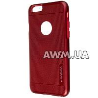 Чехол-накладка Motomo для Apple iPhone 6 / 6S красный