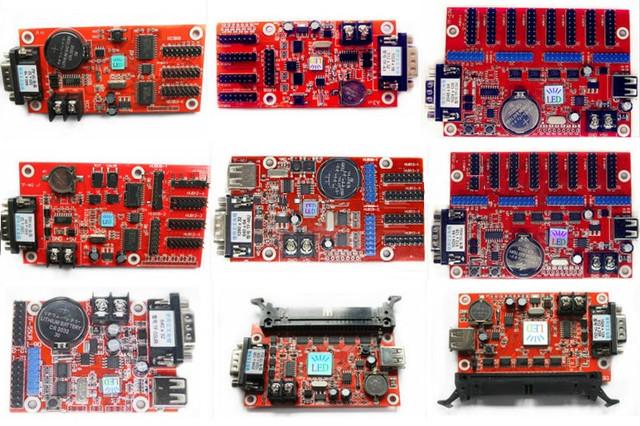 Контроллеры для P10 led дисплеев