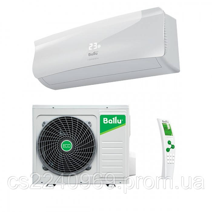Кондиционер BALLU BSAI-18HN1 I Green inverter, фото 1