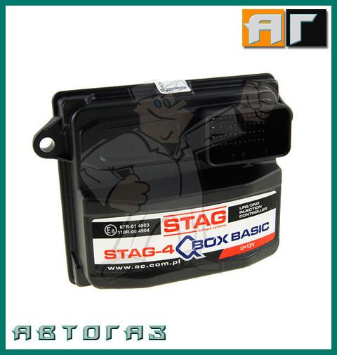 Електронний блок управління Stag 4 Q Box Basic