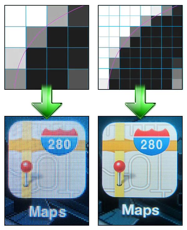 изображение VGA vs HDMI