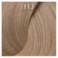 Крем-краска # 113 Пепельно-золотистый блондин ультра