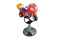 Детское парикмахерское кресло «мотоцикл»