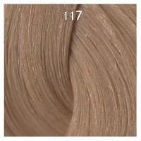 Крем-краска # 117 Пепельно-коричневый блондин ультра