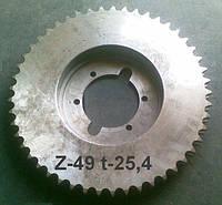 Звездочка цепного привода z-49 РСМ 10.24.00.100