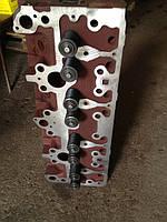 Головка блока цилиндров двигателя ЮМЗ-6