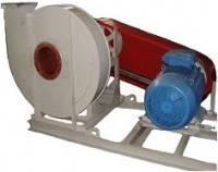 Вентилятор ВВД № 11,2 с дв. 45 кВт 1000 об./хв