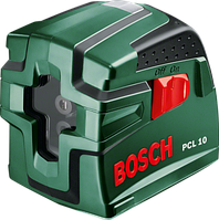 Лазерный нивелир Bosch PCL 10 BPS