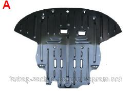 Защита картера VOLKSWAGEN Amarok v-2,0 4Motion  c-2010г.