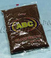Бисер (Китай) 450гр.коричневый матовый непрозрачный BIS-БК450-3 /06-1