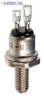 Тиристор Т112-10-12