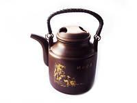 Чайник глиняный Луи 650 мл (исинская глина)