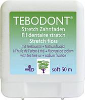 Зубная нить TEBODONT 50 м