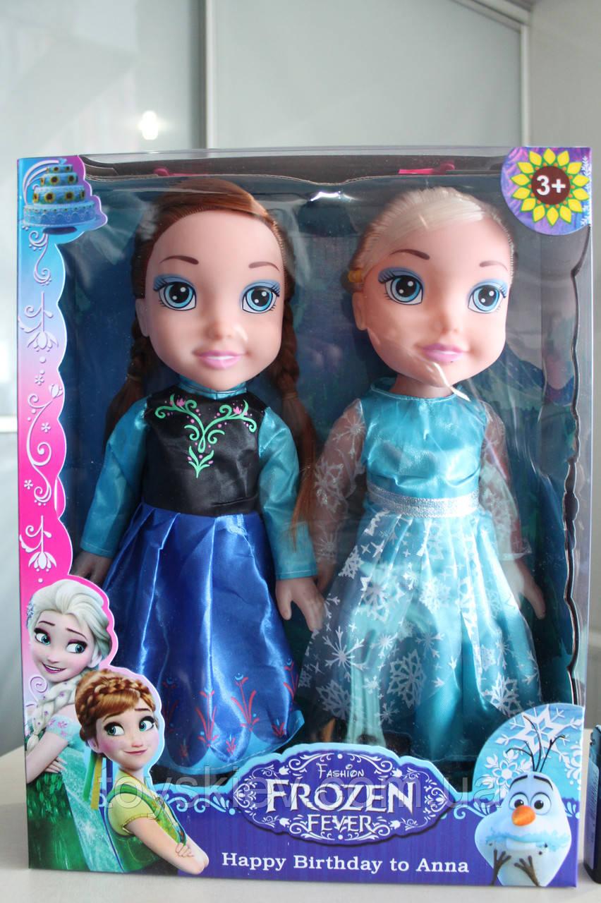 Кукла Frozen Эльза и Анна № 28-13